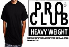 Pro Club 6 Pack HeavyWeight Short Sleeve  Plain Tall or Reg T-shirts Tee S-10x