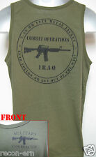 PRIVATE MILITARY CONTRACTOR/ OD GREEN/ MILITARY/ IRAQ COMBAT OPS/ NEW