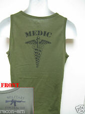 PRIVATE MILITARY CONTRACTOR/ OD GREEN/ MILITARY/ MEDIC / NEW