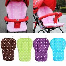 Kid Feeding Chair Cushion Baby Stroller Mat Buggy Carriage Child Car Seat Pad