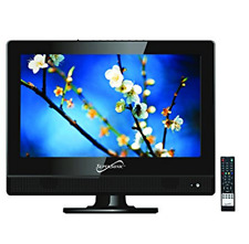 SuperSonic 1080p LED Widescreen  AC/DC Compatible (HDTV/HDTV + DVD Player) TSX