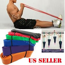 Exercise Resistance Band Elastic Pilates Latex Tube For Gym Yoga Fitness Workout