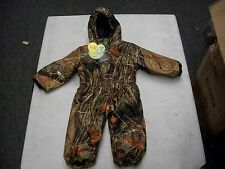 TODDLER EVOLTON INSULATED SNOWSUIT HIGHLAND TIMBER TRAIL CREST SIZE 2T 3T