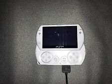 Sony PSP go Launch Edition 16 GB Pearl White Handheld System
