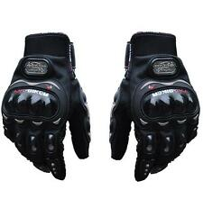 Pro-Biker Motorcycle Motorbike Motocross Cycling Bike Racing Fiber Gloves