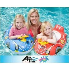 Airtime inflate inflatable Kids Seat pool beach float toy 67.5 x 50cm - Perth