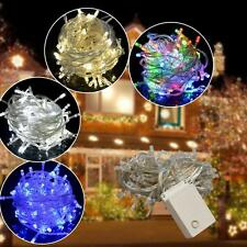LED String Fairy Lights Indoor/Outdoor Wedding Christmas Party Decor 10-30M GO
