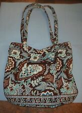 Vera Bradley- Blue Tote Bag Handbag/Purse