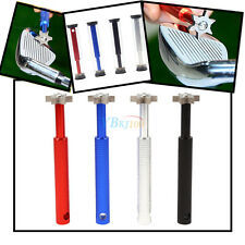 Practical Golf Club Sharpener Groove Iron Wedge Cleaner Regrooving Cleaning Tool