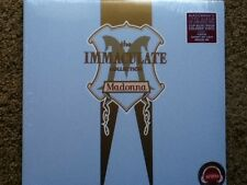 Madonna Immaculate Collection 2x LP Vinyl NEW/SEALED Blue/Gold