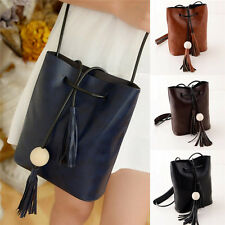 New Womens Leather Shoulder Bag Satchel Handbag Tote Messenger Crossbody Bag p
