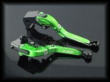 Adjustable Extendable Brake Clutch Levers For Kawasaki 2003-2006 Z1000 Logo