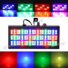 Sound Control Voice Active 18 RGB LEDs + Laser Stage Disco Party Projector Light