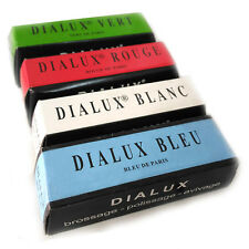 DIALUX Jewelers Rouge Polishing Compound For Gold & Silver polishing wax