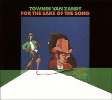 TOWNES VAN ZANDT-FOR THE SAKE OF THE SONG-CD DOMINO RECORDS NEU