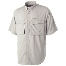 Redington Gasparilla Ventilated Mesh Back Fly Fishing Guide Shirt - Color Birch