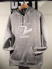 DEPHECT  'DIGGING DEEP '  HOODY -  BNWT - ATHLETIC GREY - RRP £55