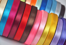 Mix Colour Satin Organza Sparkle Polka Dot Ribbon 10mtr 3 6 12 25 38 50mm