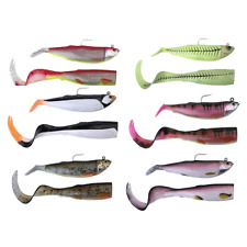 Savage Gear Cutbait Herring Paddle & Curl Tail Combo Pack 460g 25cm