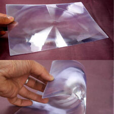 XL Full Page Magnifying Sheet Fresnel Lens 3X Magnification Magnifier OE