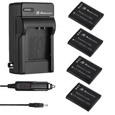 LI-50B Battery Pack / Charger for Olympus TG-630 iHS TG-810 TG-820 TG-830 iHS