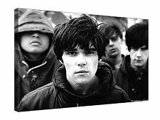 "The Stone Roses Band Musicians ~ 20x30"" Canvas Wall Art Picture Print Framed"
