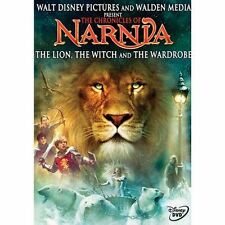 The Chronicles of Narnia: The Lion, The Witch, and the Wardrobe (DVD, 2006,...