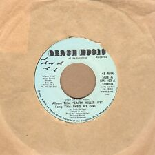 Salty Miller - Shes My Girl - Beach Music - Northern Soul Crossover Motown Tmg R