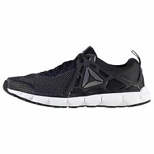 Reebok Hex Affect Running Shoes Mens Black/White Trainers Sneakers Sports Shoes