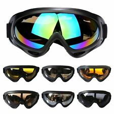 Snowboard Ski Adult Goggles Anti Fog Double Color Lens Eye Protection Glasses