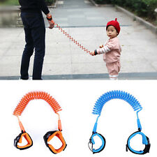 Toddler Baby Kids Safety Anti Lost Wrist Link Harness Child Leash Elastic Rope