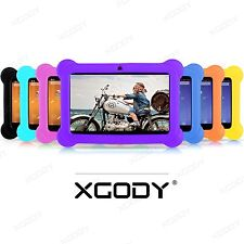 7 Inch 8GB Quad Core Android 4.4 XGODY Tablet PC Dual Cam Bluetooth Kid Child