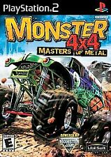 PlayStation 2 Monster 4x4: Masters of Metal  2003