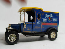 MATCHBOX MODEL OF YESTERYEAR Y12  - 1912 FORD MODEL T,  ROSELLA, BOXED
