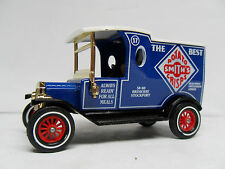 MATCHBOX MODEL OF YESTERYEAR Y12,1912 FORD MODEL T, SMITH'S POTATO CRISPS, BOXED