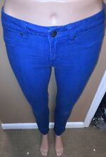 Joe's Jeans Ever Blue Ultra Slim Fit Jegging Girls Juniors Size 14 Blue!