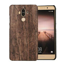 2017 Retro Wood Texture Pattern Hard Back Cover Case For Various Model Phones