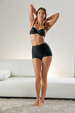 NATURANA NUDE OR BLACK HIGH WAIST SLIMMING PANT CONTROL BRIEF RRP £24.50