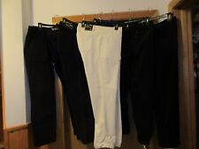 Gap Women's Corduroys Pants size 18/34,14/32,12/31,Plum Wine,Ivory,Dark Green NW