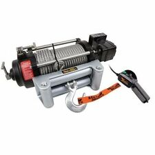 MILE MARKER UNIVERSIAL  HI SERIES 10.5 HYDRAULIC WINCH  FORD,DODGE CHEVY..