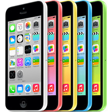 Apple iPhone 5c Smartphone GSM Unlocked 4G LTE 8/16/32G at&t, T-mobile, MetroPCS