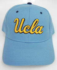 UCLA BRUINS LIGHT BLUE NCAA VINTAGE FITTED SIZED ZEPHYR DHS CAP HAT NWT! BLUBUT