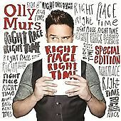 Olly Murs - Right Place Right Time (+DVD, 2013)