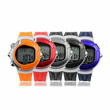 Pulse Heart Rate Monitor Calories Counter Fitness Sport Wrist Watch WaterproofVB