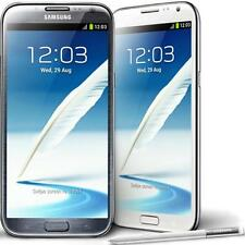 Samsung Galaxy Note II 2 Factory Unlocked 16GB 3G Wifi 8MP Android Cellphone