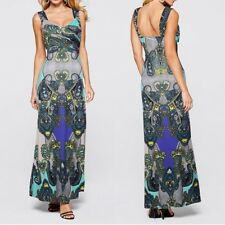 Women Summer Boho Long Maxi Dress Evening Cocktail Party Beach Dress Sundress