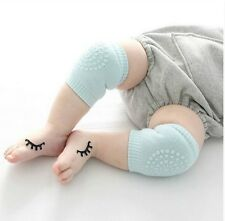 New Cotton Baby Knee Pads Anti Slip Crawl Knee Protector Baby Leg Warmers