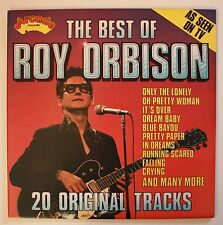 The Best of Roy Orbison - Pretty Woman, Dream Baby, Only the Lonely, Crying