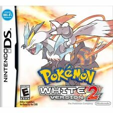 Pokemon: White Version 2 (Nintendo DS, 2012) BOX & BOOK ONLY NO GAME INCLUDED!!!
