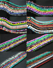"15""8mm Natural Gemstone Round Spacer Loose Beads 48pcs Bulk Lots Beads"